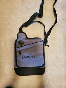 samsung oem tablet pouch with strap and cleaner for tablet