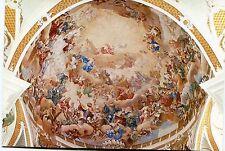 Alte Kunstpostkarte - Abteikirche Neresheim - Martin Knoller - Der Himmel