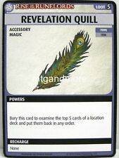 Pathfinder Adventure Card Game - 1x Revelation Quill - Sins of the Saviors