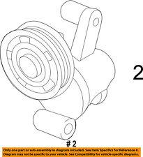 FORD OEM-Serpentine Fan Belt Tensioner DS7Z6A228A