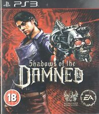 Shadows of the Damned Sony Playstation 3 PS3 18+ Action Game