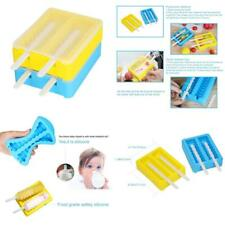 Ineibo eisformen Popsicle from food Genuine Silicone. 2er-set (yellow | blue