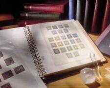 Lindner 132-14bs Frankreich Blocks (ceres und Baccarat) - Vordruckalbum Jahrgang