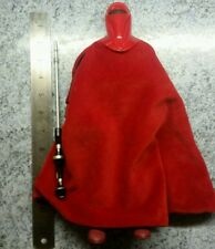 "1/6 scale Star Wars EMPEROR'S ROYAL Imperial guard 12 "" figure red 12 inch figur"