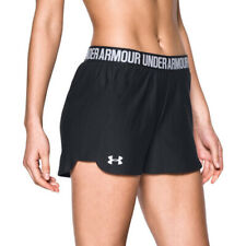 Under Armour Ua Heatgear Negro Gimnasio SPORTS Entrenamiento Play Up 2.0 Dama