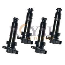 4* Ignition Coils for 12-18 Hyundai Accent Veloster Rio Soul 273012B100 Dq50121B (Fits: Hyundai)