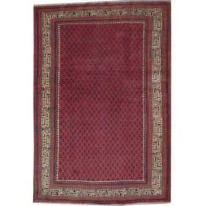5x7 Authentic Handmade Oriental Mir Rug B-71342
