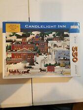 Rare Heronim Collector Series 4 Candlelight Inn Spilsbury 550 Piece Puzzle 3010