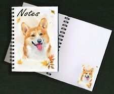 Corgi Dog Notebook/Notepad + small image on every page by Starprint