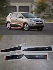 For 2010-2014 HYUNDAI Tucson ix Side Door Garnish Molding 4Pcs 1Set Genuine