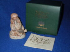 """Beau Brummell"" Harmony Kingdom Treasure Jests - Tjh05 - Mib"