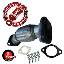 Exhaust Flex Pipe 2008-2012 Chevrolet Malibu 3.6L Direct Fit