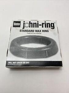 NEW Patsy  Johni-Ring Standard Wax Ring 31181 Wax Gasket  SHIPS FREE!
