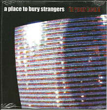 A PLACE TO BURY STRANGERS In your Heart UNRELEASE 7 INCH VINYL Nine Inch Nails