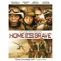 Home of the Brave (DVD, 2007, WS and Full Screen) Movie - Iraq War Infantry