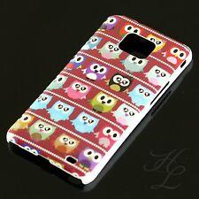 Samsung Galaxy S2 i9100 Hard Handy Case Schutz Hülle Motiv Etui Eule Owl Schale