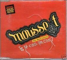 (929E) Mousse T, Is It Cos I'm Cool? ft Emma Lanford CD