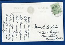 More details for imperial international exhibition london 30 sep 1909 postmark last day ?  ref w7