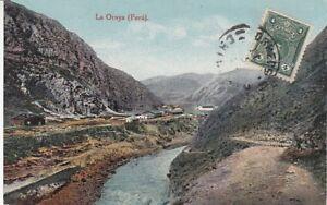 Ansichtskarte Peru   La Oroya