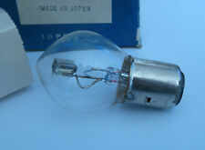 SNOWMOBILE HEADLIGHT BULB 12 VOLTS 35 / 35 WATTS B BASE STYLE VINTAGE SKI DOO