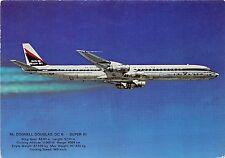 B71783 Mc Donnell Douglas DC-8 Super 61 Germany
