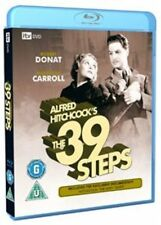 39 Steps Special Edition 5037115321633 With Alfred Hitchcock Blu-ray Region 2