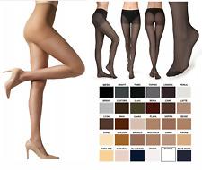 GATTA Laura Damen Strumpfhose 15-20 DEN Feinstrumpfhose Transparent viele Farben