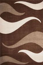 Tappeti marrone in polipropilene per la casa 80x150cm
