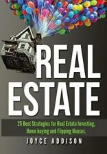 Real Estate: Real Estate: 25 Best Strategies for Real Estate Investing, Home Buy