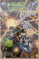 Green Lantern / Silver Surfer: Unholy Alliances 1995 DC Marvel Comics