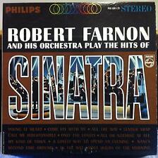 Robert Farnon - Plays The Hits Of Frank Sinatra LP VG+ Promo PHS 600-179 Vinyl