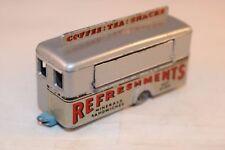 Matchbox Lesney No. 74 Mobile Canteen Refreshments Silver Grey Wheels vintage