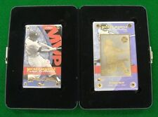 MICKEY MANTLE 23 KT GOLD CARD SET DANBURY MINT MATCHING SERIAL #'S BOOK #324