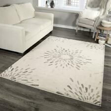 Rugs Area Rugs Carpets 8X10 Rug Modern Large Living Room White Bedroom 5x7 Rugs