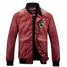 Jacken aus Leder für Motorrad