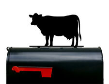 Cow Mailbox Topper / Plaque / Sign