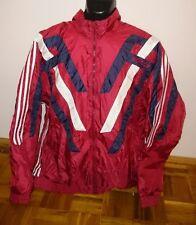 Vtg adidas Originals Windbreaker Size XL-XXL D8 192 Rain Training Jacket MINT