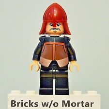 New Genuine LEGO Fire Nation Soldier Minifig Avatar 3828 3829