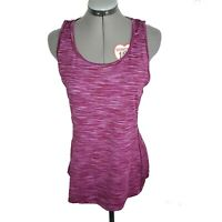 Old navy active Go-dry studio cross tank top keyhole back size large