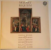 Mozart Requiem Bach Chor Böblingen Roland Bader Super Majestic BBH 1300