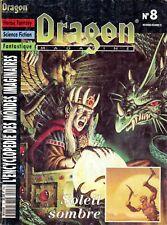DRAGON MAGAZINE N°8 NOVEMBRE DECEMBRE 1992