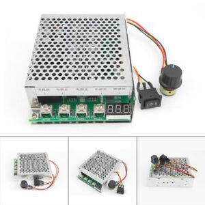 10-55V 100A 5000W Reversible DC-Motordrehzahlregler PWM Motor Speed Controller