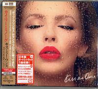 KYLIE MINOGUE-KISS ME ONCE SPECIAL EDITION-JAPAN CD+DVD BONUS TRACK H20