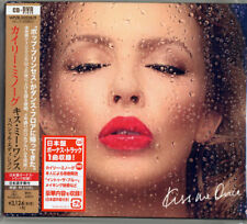 KYLIE MINOGUE-KISS ME ONCE SPECIAL EDITION-JAPAN CD+DVD BONUS TRACK H20