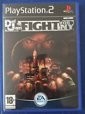 Def Jam Fight For NY Pal Sony PS2 PlayStation