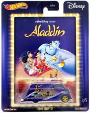 Hot Wheels Pop Culture Disney Classics Aladdin Deco Delivery