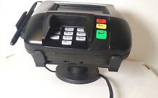 VeriFone Point Of Sale Credit Card Terminal w/ Space Pole Stand Attched
