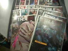 18 True Blood (IDW) Comics 2010 - 2012 NM Bagged & Boarded 1 SIGNED WALKING DEAD