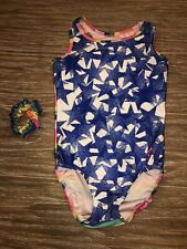 Plum Practicewear Gymnastics Leotard Stars & Stripes Flip Side Size Adult Xs