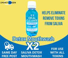 Detox Mouthwash Oral Cleanse  100ml Best Value